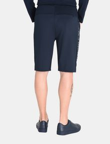 ARMANI EXCHANGE TONAL LOGO NEOPRENE SHORTS Fleece Short Man r