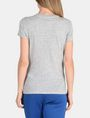 ARMANI EXCHANGE SUNSET NYC SKYLINE TEE Non-logo Tee Woman r