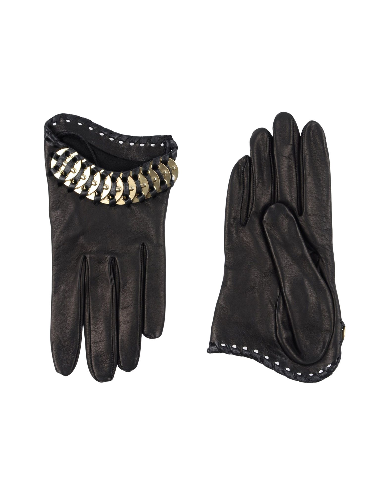 DSQUARED2 Перчатки стрельба из лука защитите перчатки 3 пальцы тянуть поклон стрелка кожа съемки перчатки