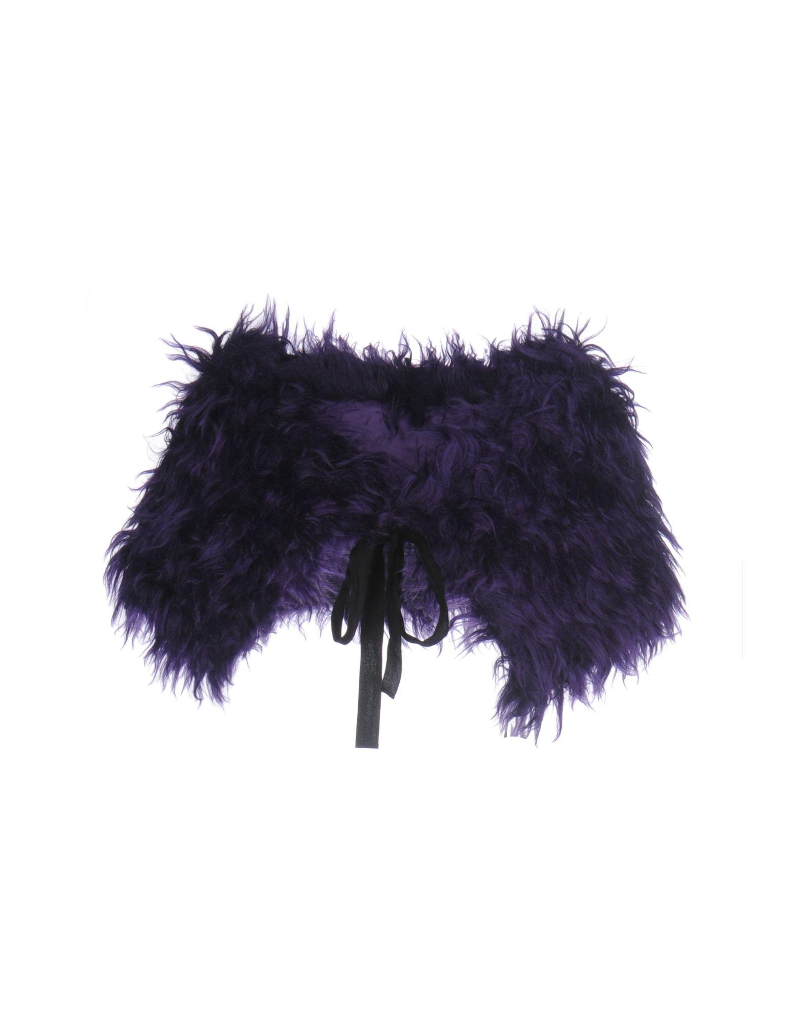 DOUUOD Damen Bolero Farbe Violett Größe 1