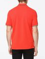 ARMANI EXCHANGE TIP COLLAR PIQUE POLO SHORT SLEEVES POLO Man r