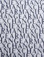 ARMANI EXCHANGE LIGHTWEIGHT ALLOVER LOGO SCARF Schal Herren e