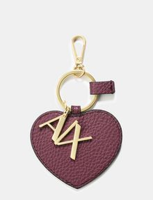 ARMANI EXCHANGE AX HEART KEYCHAIN Novelty E f