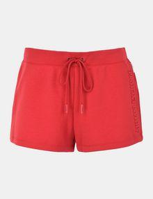 ARMANI EXCHANGE DEBOSSED LOGO SHORTS Fleece-Shorts [*** pickupInStoreShipping_info ***] b