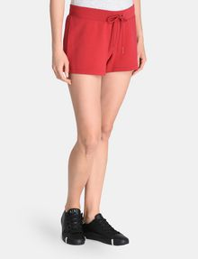 ARMANI EXCHANGE DEBOSSED LOGO SHORTS Fleece-Shorts [*** pickupInStoreShipping_info ***] d