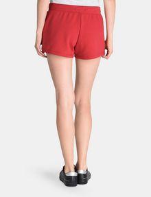 ARMANI EXCHANGE DEBOSSED LOGO SHORTS Fleece-Shorts [*** pickupInStoreShipping_info ***] r