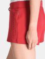 ARMANI EXCHANGE DEBOSSED LOGO SHORTS Fleece-Shorts [*** pickupInStoreShipping_info ***] e
