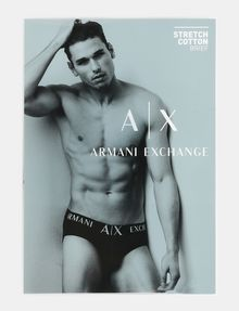 ARMANI EXCHANGE LOGO BRIEF Brief Man a