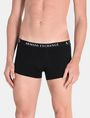 ARMANI EXCHANGE 3 PACK LOGO TRUNK Boxer Man r