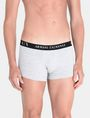 ARMANI EXCHANGE 3 PACK LOGO TRUNK Boxer Herren r