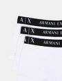 ARMANI EXCHANGE 3 PACK LOGO TRUNK Boxer Man e
