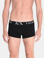 ARMANI EXCHANGE LOGO TRUNK Boxer Man r
