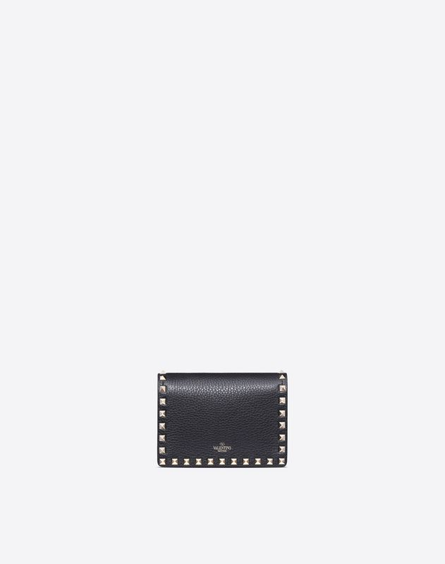 Mini Rockstud Clutch On Chain