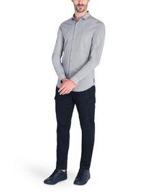 ARMANI EXCHANGE SLIM FIT FOULARD PRINT SHIRT Long sleeve shirt Man a