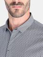 ARMANI EXCHANGE SLIM FIT FOULARD PRINT SHIRT Long sleeve shirt Man e