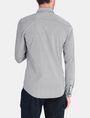ARMANI EXCHANGE SLIM FIT FOULARD PRINT SHIRT Long sleeve shirt Man r