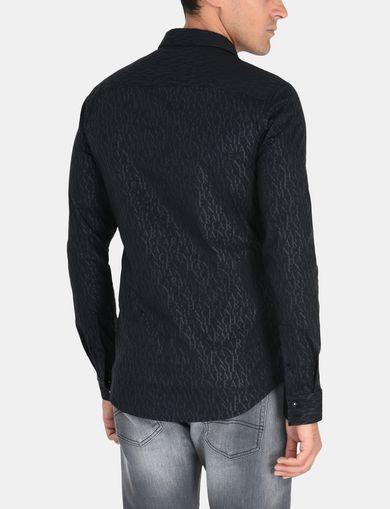 ARMANI EXCHANGE Long-Sleeved Shirt Man R
