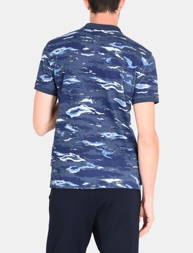 LIGHT CAMO PIQUE POLO