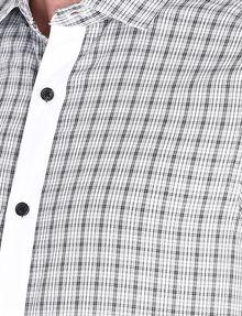 ARMANI EXCHANGE CONTRAST PLACKET SHORT SLEEVE SHIRT Short sleeve shirt Man r