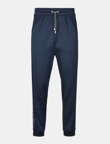 ARMANI EXCHANGE TONAL LOGO NEOPRENE SWEATPANTS Fleece Pant Man b