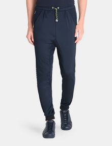 ARMANI EXCHANGE TONAL LOGO NEOPRENE SWEATPANTS Fleece Pant Man f