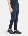 ARMANI EXCHANGE TONAL LOGO NEOPRENE SWEATPANTS Fleece Pant Man d