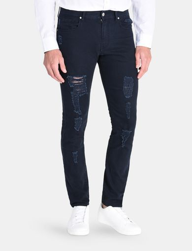 ARMANI EXCHANGE Slim JEANS Herren F