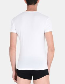 ARMANI EXCHANGE 2 PACK LOGO CREWNECK T-SHIRT Undershirt [*** pickupInStoreShippingNotGuaranteed_info ***] d