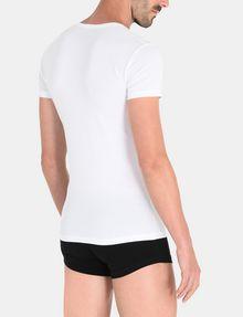 ARMANI EXCHANGE 2 PACK LOGO V-NECK T-SHIRT Undershirt [*** pickupInStoreShippingNotGuaranteed_info ***] d