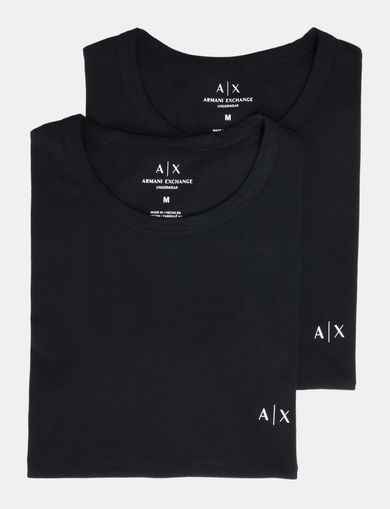2 PACK LOGO CREWNECK T-SHIRT