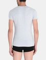 ARMANI EXCHANGE 2 PACK LOGO V-NECK T-SHIRT Undershirt Man d