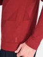 ARMANI EXCHANGE GEOMETRIC INTARSIA POLO SWEATER Pullover Man e