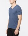 ARMANI EXCHANGE PIMA V-NECK T-SHIRT Pima Tee Man d