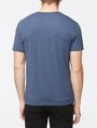 ARMANI EXCHANGE PIMA V-NECK T-SHIRT Pima Tee Man r