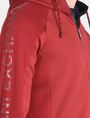 ARMANI EXCHANGE NEOPRENE TONAL LOGO HOODIE Fleece Jacket Man e