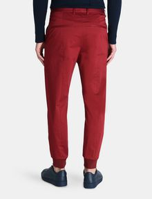 ARMANI EXCHANGE SLEEK DRESS CHINO JOGGERS Jogger Man r