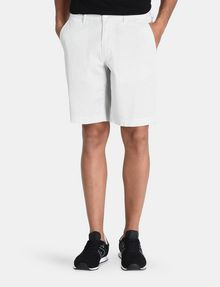 ARMANI EXCHANGE PRINT CHINO SHORTS Chino Short Man f