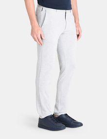 ARMANI EXCHANGE CLEAN FRONT PONTE PANTS Dress Pant Man d