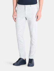 ARMANI EXCHANGE CLEAN FRONT PONTE PANTS Dress Pant Man f