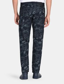 ARMANI EXCHANGE CAMO JACQUARD STRAIGHT FIT JEANS STRAIGHT FIT JEANS Man r