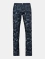 ARMANI EXCHANGE CAMO JACQUARD STRAIGHT FIT JEANS STRAIGHT FIT JEANS Man b