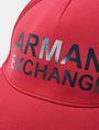 ARMANI EXCHANGE NEON MODERN BLOCK HAT Hat Man d