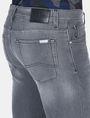 ARMANI EXCHANGE SKINNY WHISKERED FLEECE JEANS Skinny jeans Man e