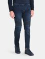 ARMANI EXCHANGE BIKER PATCH POWER STRETCH SLIM JEANS Slim fit JEANS Man f