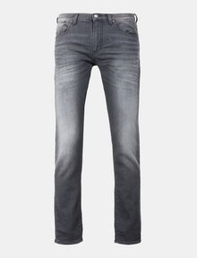 ARMANI EXCHANGE WHISKER DETAIL SLIM FIT GREY JEANS Slim fit JEANS Man b