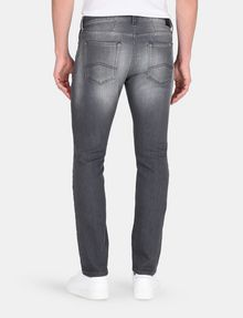 ARMANI EXCHANGE WHISKER DETAIL SLIM FIT GREY JEANS Slim fit JEANS Man r