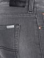 ARMANI EXCHANGE WHISKER DETAIL SLIM FIT GREY JEANS Slim fit JEANS Man e