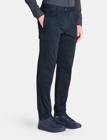 ARMANI EXCHANGE CARGO POCKET CHINO TROUSERS Dress Pant Man d