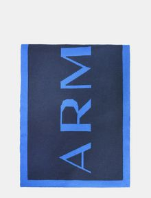 ARMANI EXCHANGE REFRACTED LOGO CREWNECK Scarf [*** pickupInStoreShippingNotGuaranteed_info ***] d