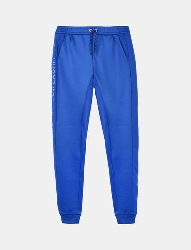 BOYS KNIT LOGO SWEATPANTS